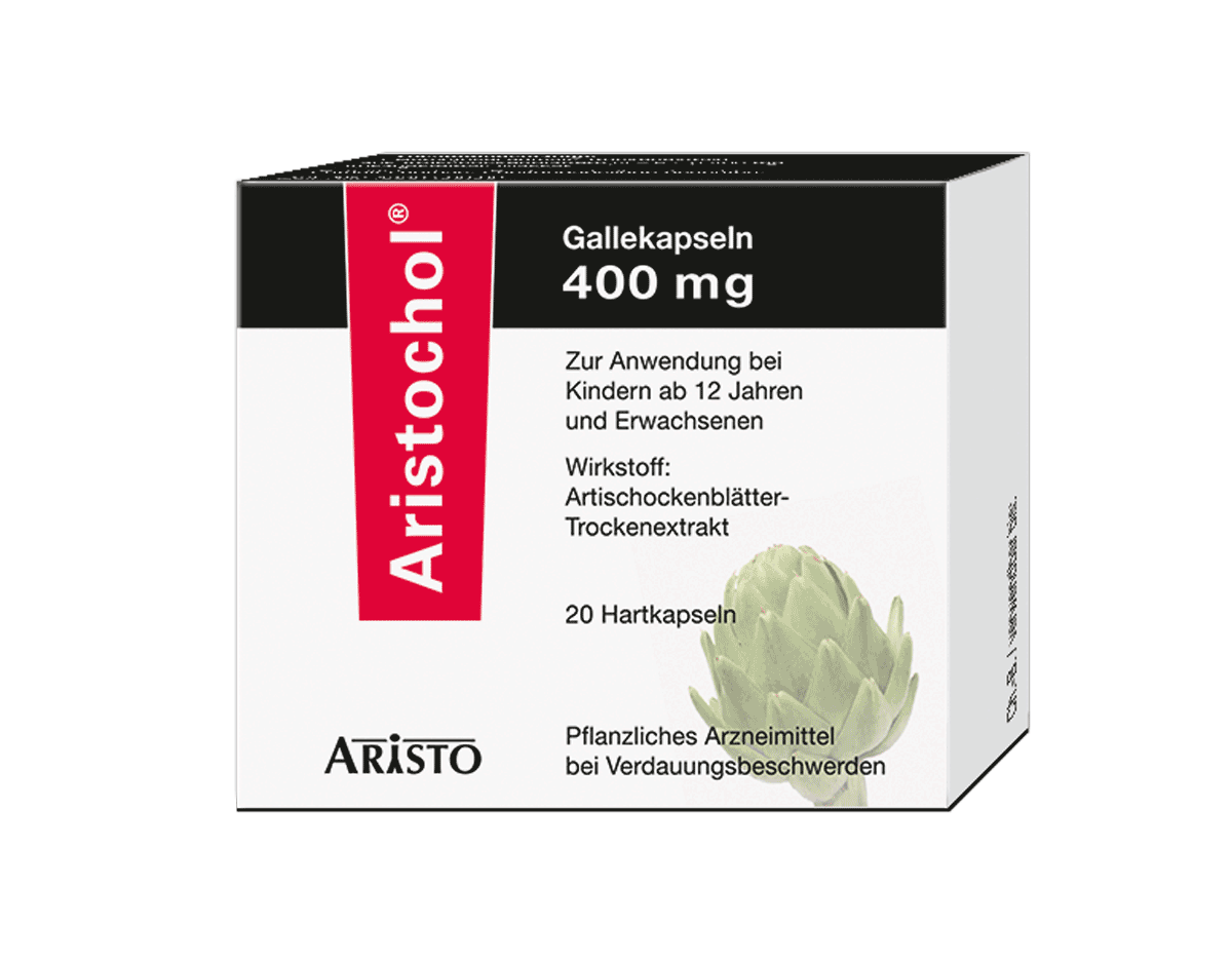 Aristochol® Packung