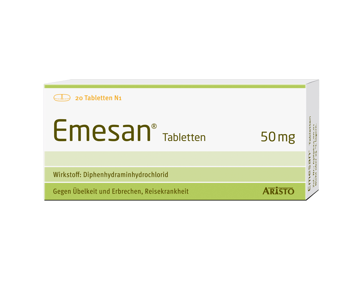 Emesan® Tabletten
