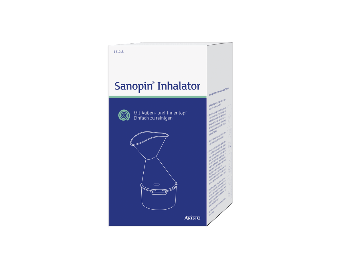 Sanopin® Inhalator