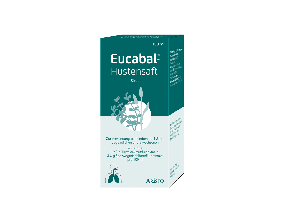 Eucabal®- Hustensaft