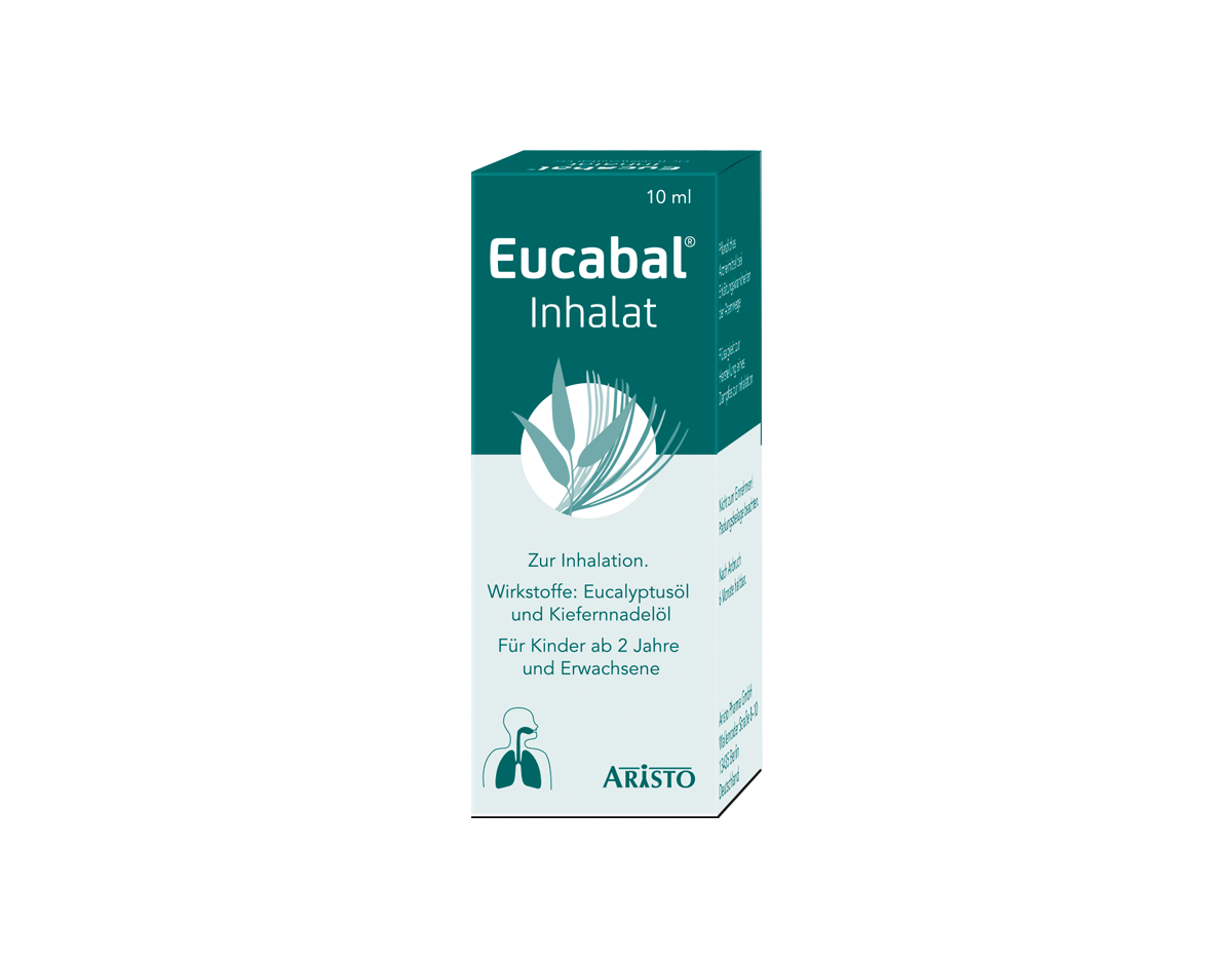 Eucabal® Inhalat 10 ml