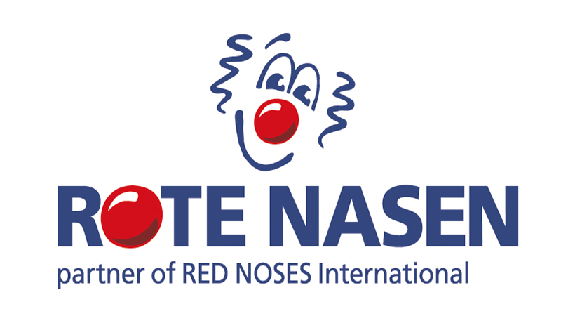 Aristo Pharma supports ROTE NASEN Deutschland e.V.